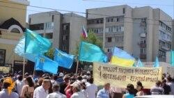 Кримські татари вимагають депортації російського консула