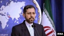 سعید خطیبزاده، سخنگوی وزارت امور خارجه ایران