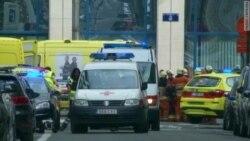 Серия взрывов в Брюсселе