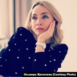 Эльмира Җәлилова