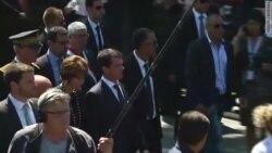 Французского премьера освистали