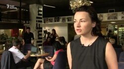 Марина Степанська – українська режисерка на Карловарському кінофестивалі