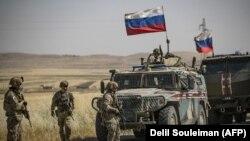 Сүриядә АКШ һәм Русия хәрбиләре