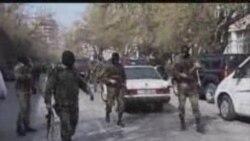 Azerbaijan Shooting