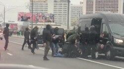 Стотици приведени на антивладините демонстрации во Минск