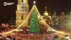 Москва, Киев, Минск, Тбилиси и Рига. Сколько столицы потратили на новогодние декорации