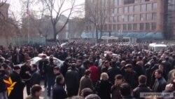 Համազեկուցողները չեն հանդիպել մարտի 1-ի զոհերի հարազատներին