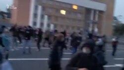 Білорусь: акція протесту «Народний ультиматум» у Мінську (відео)