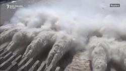 Kineska brana na maksimumu zbog poplava