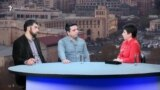«Տեսակետների խաչմերուկ» Ալեն Սիմոնյանի և Դավիթ Սանասարյանի հետ․ 26.03.2018