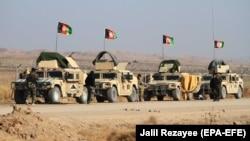Афганські урядові сили зрештою відновили контроль над районом