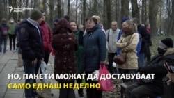 Редици пред затворите во Белорусија