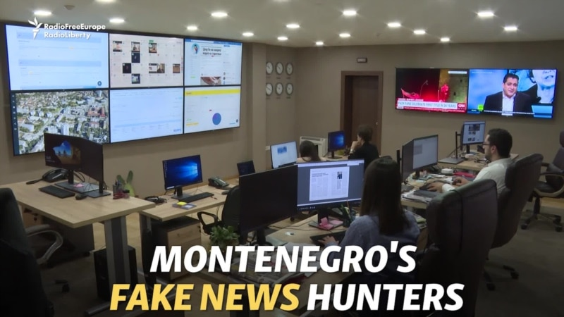Fake News Forensics: Montenegrin Team Disects Disinformation