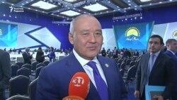 Сапарбаев: Маған уақыт беріңіздер