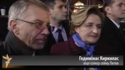 Віце-спікер Сейму Литви Ґедімінас Кіркілас про угоду з Україною