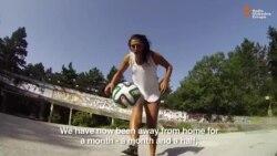 Dokumentarni film o fudbalerkama