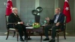 Erdogan dostu Putindən dəstək gözlədiyini deyir