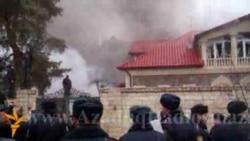Волнения в городе Губа (Азербайджан)
