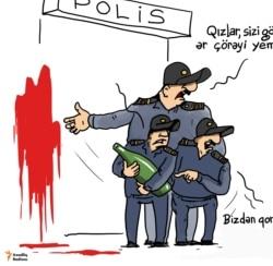 Polisin reaksiyası...