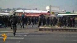 Протест на пазарџиите на Бит-пазар