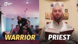 A Ukrainian Priest's Fight Club