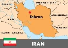 Iran -- map