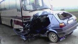 Mbi 100 të vdekur në aksidentet në komunikacion