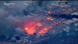 Kalifornija u plamenu