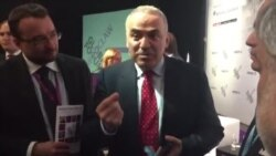 Kasparov: Moscow middle class should understand there's no future with Putin