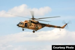 تا سال ۲۰۱۶ ستون فقرات ناوگان هلیکوپترهای ترابری نیروی هوایی افغانستان را هلیکوپترهای روسی میل می-۱۷وی-۵ تشکیل میدادند.