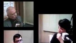 """Yasin Qarayev: """"Teatrda Putinin portreti olmalıydı?"""""""