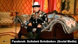Дөөлөт Сыдыков. Москва.