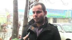 اولین برف کابل و نظریات باشندهگان این شهر