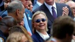 Hillary Clintonun halı əvvəllər də pisləşibmiş