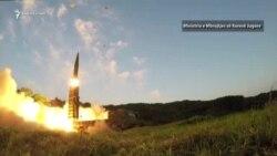 Koreja e Jugut kryen stërvitje ushtarake