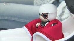 'Bəbə' robot