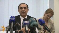 Conferința de presă a ambasadorului Chaudhry