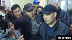 Cадыр Жапаров - и.о. главы правительства Кыргызстана