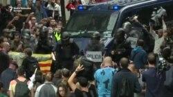 Barselona: Stotine povređenih u sukobima sa policijom