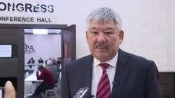 Азимбек Бекназаров: Жети суроо коюп жатабыз