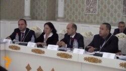 Нахустин анҷумани адвокатҳои тоҷик