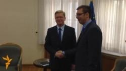 Susret Filea i Vučića