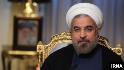 President Hassan Rouhani in his interview on the occasion of first hundred days of his second term in office.