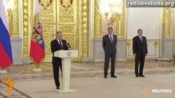 Путін радить владі України продовжити перемир'я