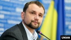 Украинский историк Владимир Вятрович, глава Украинского института национальной памяти.