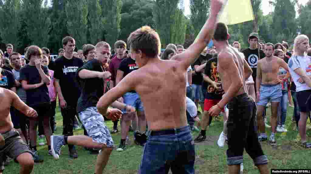 Фестиваль «Бандерштат», 2011 рік