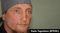 Отец Софроний. Поселок имени Отеген батыра Алматинской области, 24 июля 2013 года.