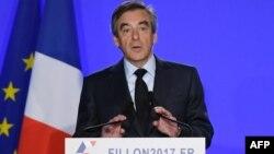 Ֆրանսիայի նախկին վարչապետ Ֆրանսուա Ֆիյոն, արխիվ