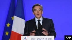 Francois Fillon (file photo)
