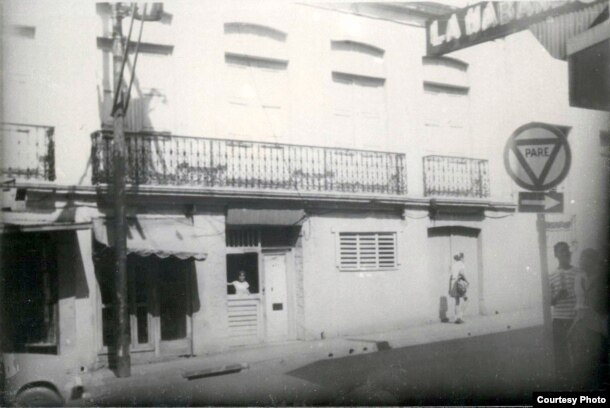 Дом на вуліцы Агілера — ластаўчына гняздо